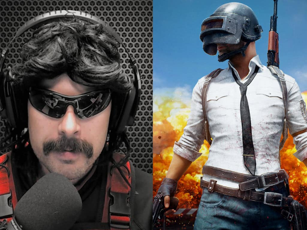 Funny Dr Disrespect Rant