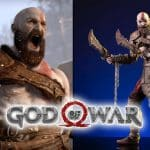 God Of War - Kratos 16 Scale Deluxe Figure Mondo Exclusive Statue Sony