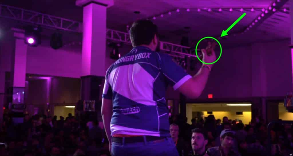 Hungrybox Crab Shot Stage Super Smash Bros. Pound 19 Esports Incident