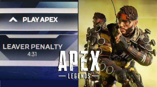 Leaver Penalty Now Taken Out of Apex Legends. Confirms League Play