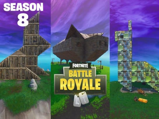 Locations Visit Wooden Rabbit, Stone Pig, Metal Llama Challenge