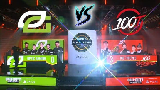 OpTic Gaming Get Swept by 100 Thieves. Time to Panic