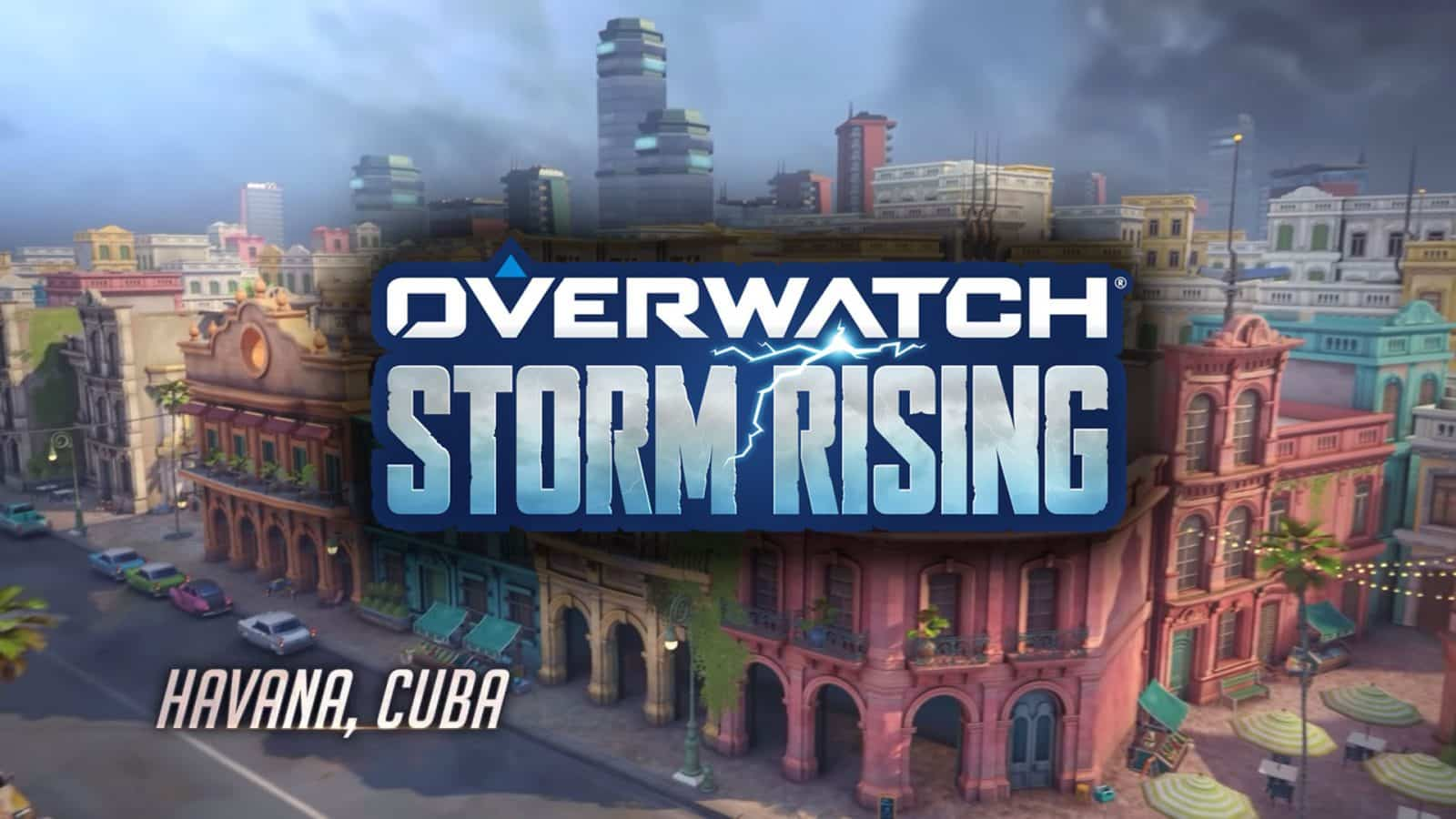 Overwatch Storm Rising, A Disappointment From Launch