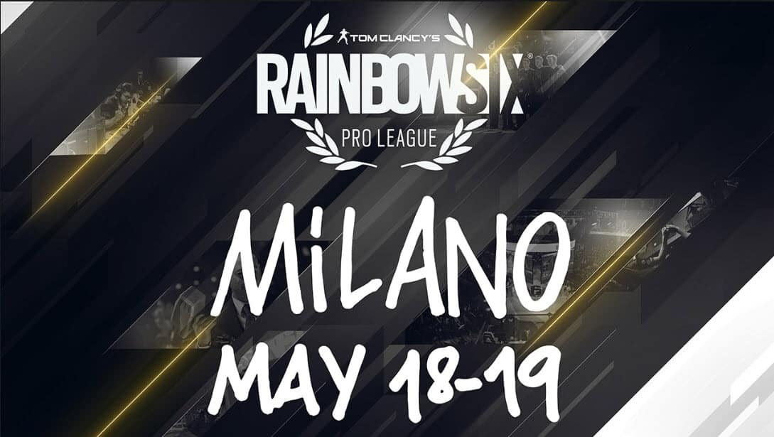 Rainbow Six Siege Pro League Season 9 Finalists