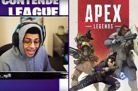 TSM Myth Shares His Thoughts on Apex Legends