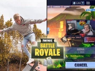 Tfue Gives Harsh Response to User Who Had Account Banned in Fortnite