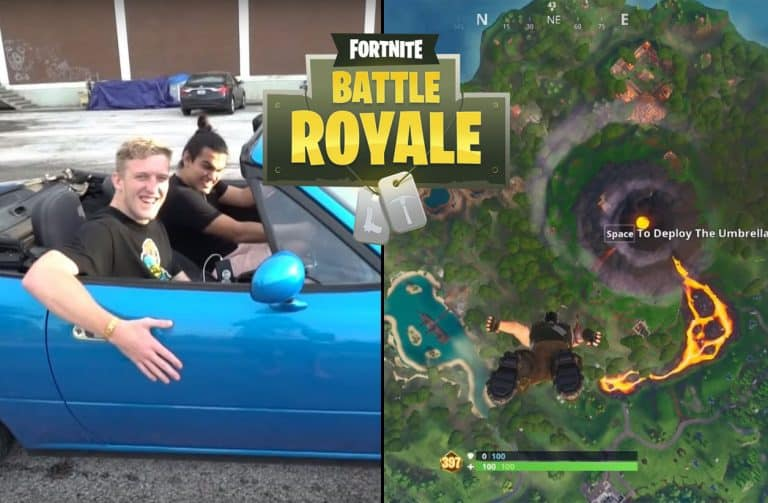 Tfue Says Fortnite Map is One of The Worst Battle Royale Maps