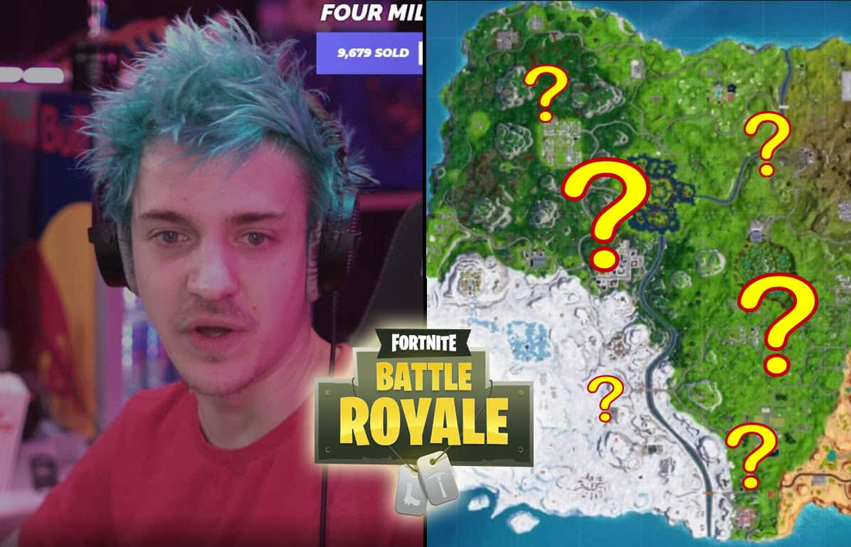 The Worst Spots to Land in Fortnite According to Ninja