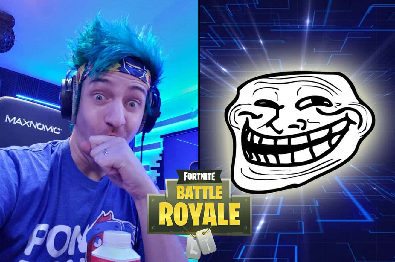 This is How Ninja Deals with His Haters Online