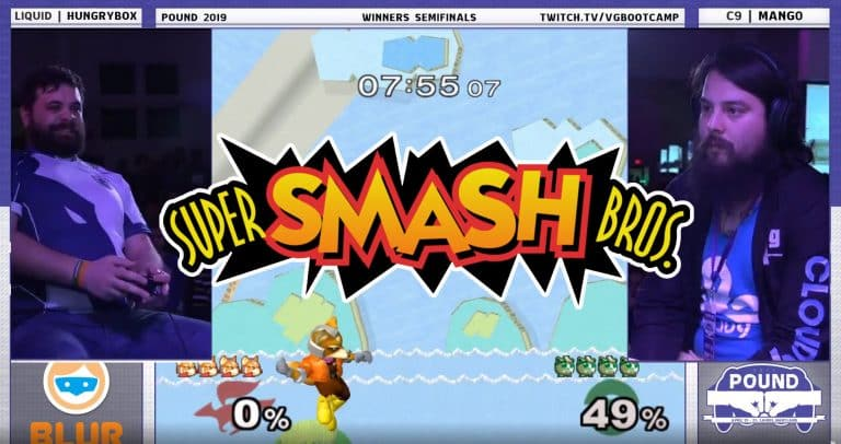 World Record for Quickest KO in Super Smash Bros