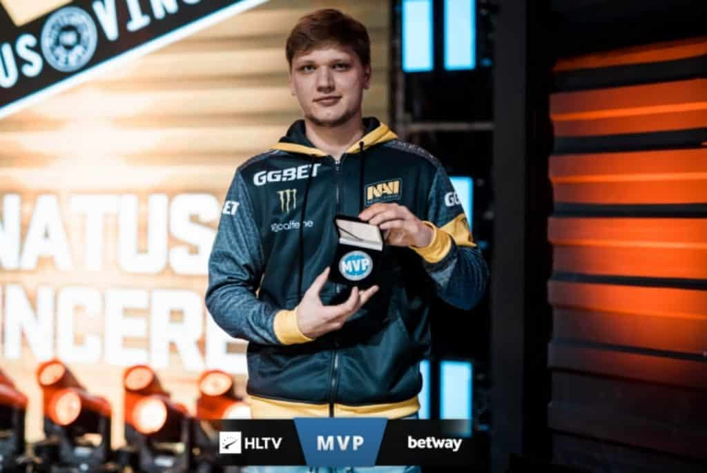 Natus Vincere StarSeries Champions  S1mple Gets MVP  [CS:GO] - Game Life