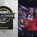 100 Thieves Fan Gets Booed At CWL London Event. Gets No Love From Crowd.