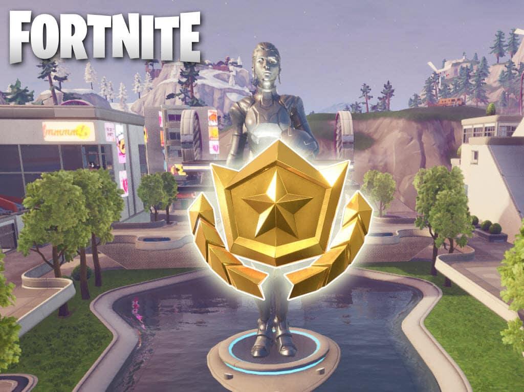 All Fortnite Season 9 Secret Battle Star And Banner Locations