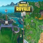 All Fortnite Sky Platforms Locations