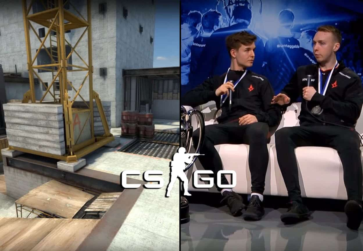 Astralis Is Ready To Play On The New CSGO Map Vertigo