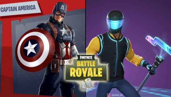 Best Fortnite Skin Concepts of Season 9