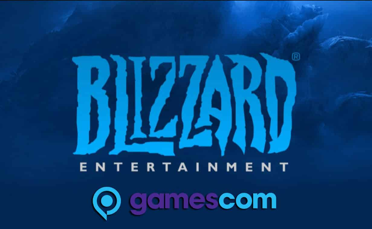 Blizzard Won't Be Attending Gamescom 2019. Community Reacts.