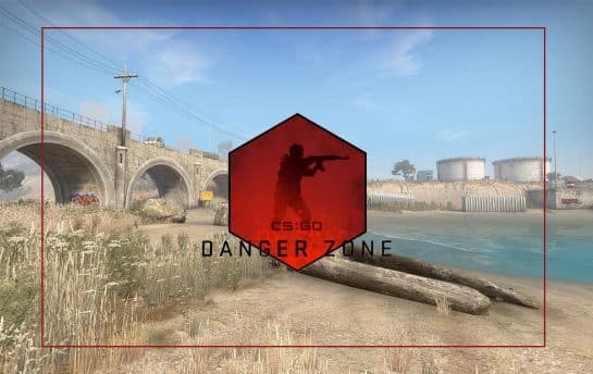 CSGO Update New Danger Zone Map