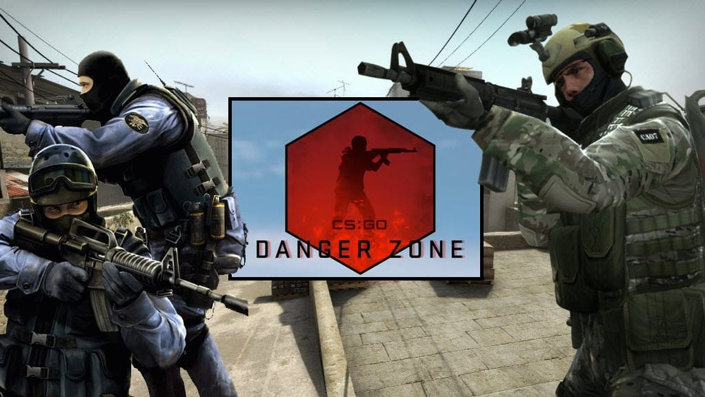 CSGO Updates Small Economy Change, Danger Zone Upgrade