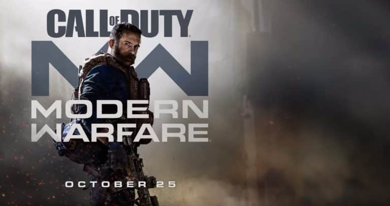 Call of Duty Modern Warfare Release Date October 25, 2019 Update
