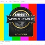 Call of Duty Twitch Channels Down. No Signs of CWL London Coming Back