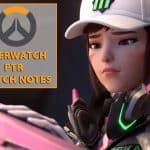 D.Va Nerfed, Bunker-Comp Buffed on PTR Patch Notes[Overwatch]