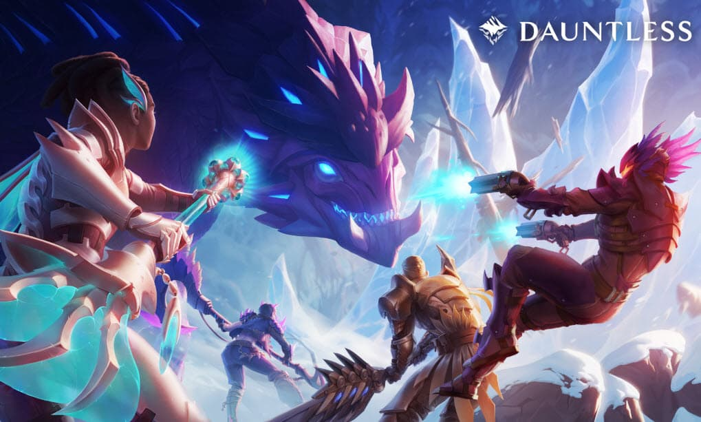 Dauntless Free-to-play