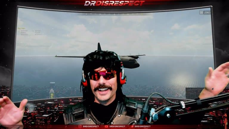 Dr Disrespect Enjoys Flattery. Gives Quote of The Year Award