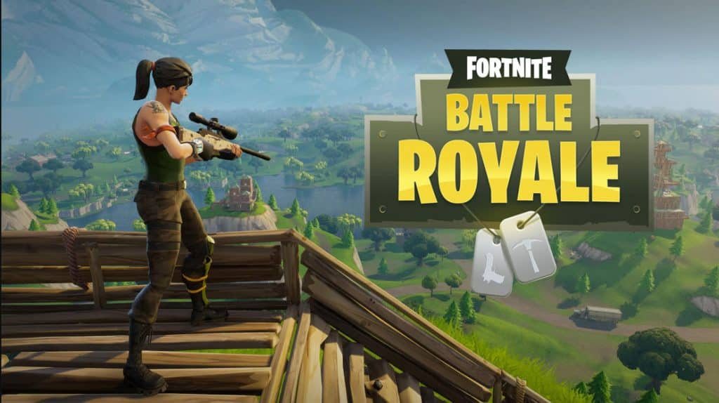 Fortnite Battle Royale Free-to-play