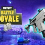 Fortnite New Gun Burst SMG Review