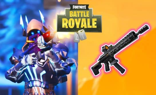 Fortnite Tactical Assault Rifle Stats