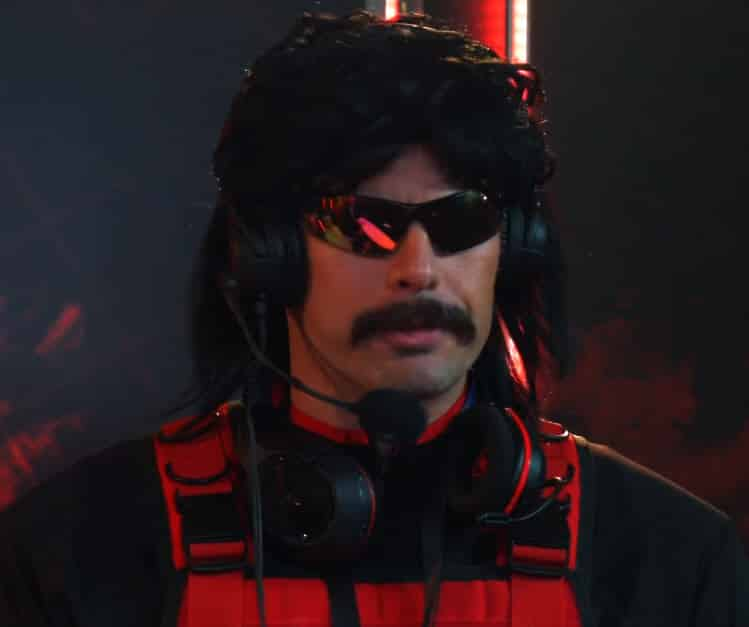 How Old is Dr Disrespect Streamer