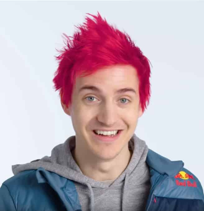 How old is Ninja Fortnite Streamer