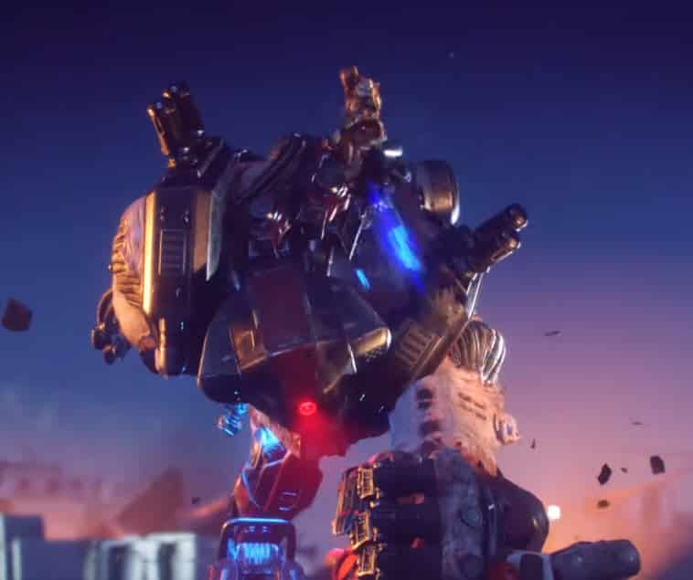 Jersey Using Overdrive mode in Rage 2