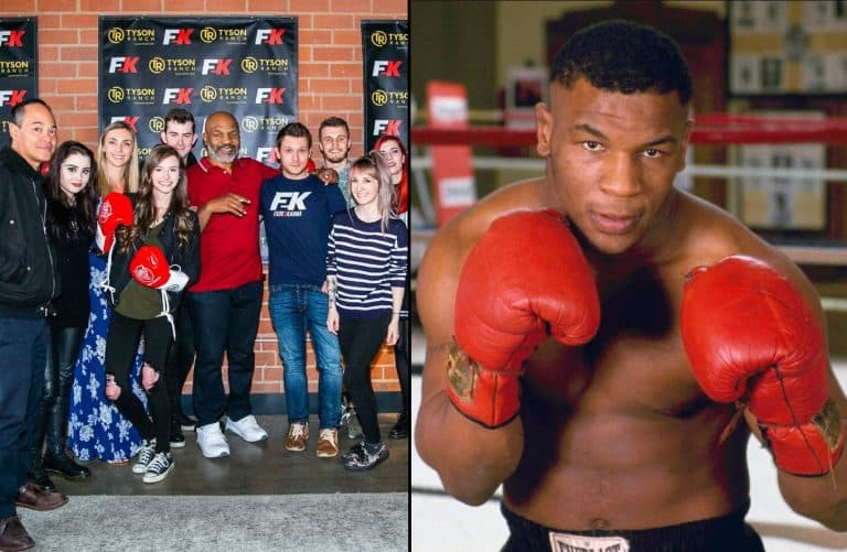 Mike Tyson Invests in Fade 2 Karma to Step into the Esports Ring