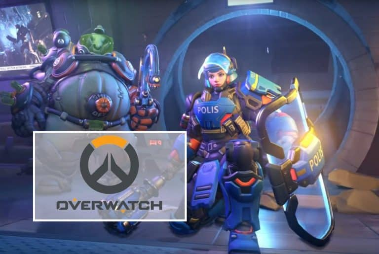 New Skins and More to Celebrate Overwatch's Third Anniversary