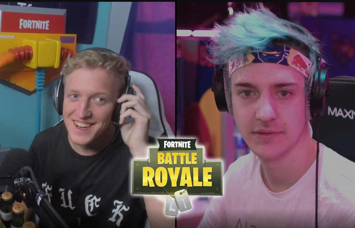 Ninja Kills Tfue Finally Eliminates FaZe Clan Fortnite Battle Royale