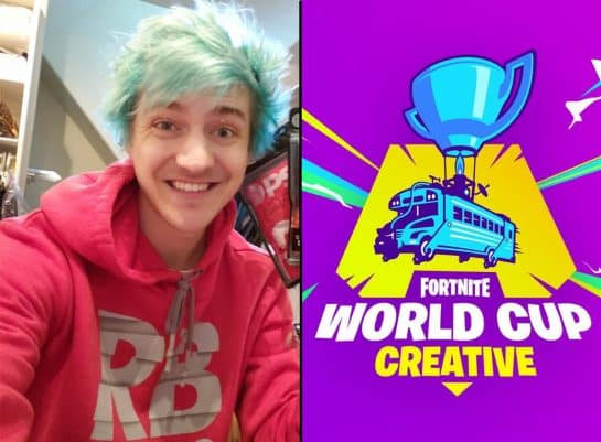 Ninja is Sending 3 to Fortnite World Cup Creative Trials