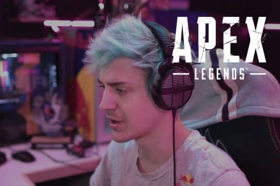 Ninja on Apex Legends It Got Pretty Stale