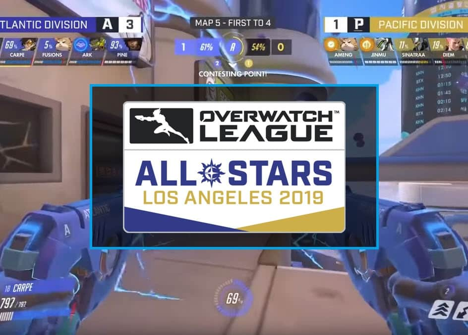 Overwatch All-Stars 2019 Recap
