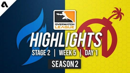 Overwatch League Stage 2 Week 5 Recap