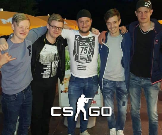 Pronax Retires From CSGO