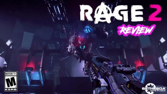 Rage 2 Review Mad Max Meets Doom