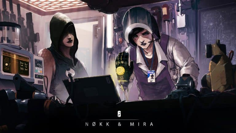 Rainbow Six Siege Y4S3 Operators Leaks