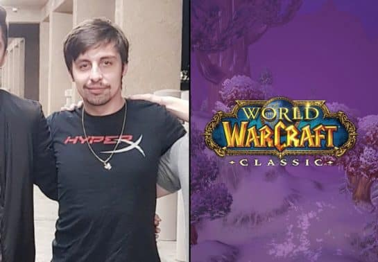 Shroud_Playing_WoW_Classic_And_Might_Try_for_Rank_14