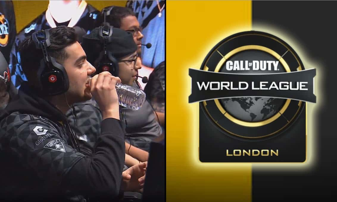 Splyce Laughs at Denial Esports at CWL London. You Guys Are A