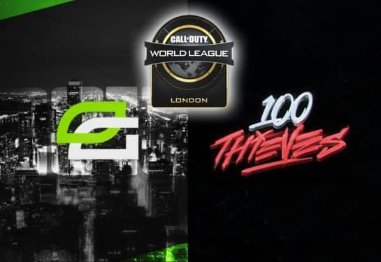 Sweet Revenge. OpTic Gaming Beat 100 Thieves at CWL London
