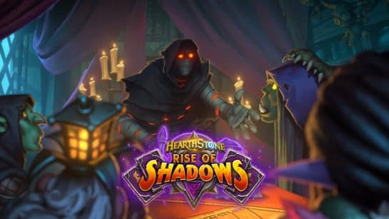Tech Cards for Rise of Shadows [Hearthstone]