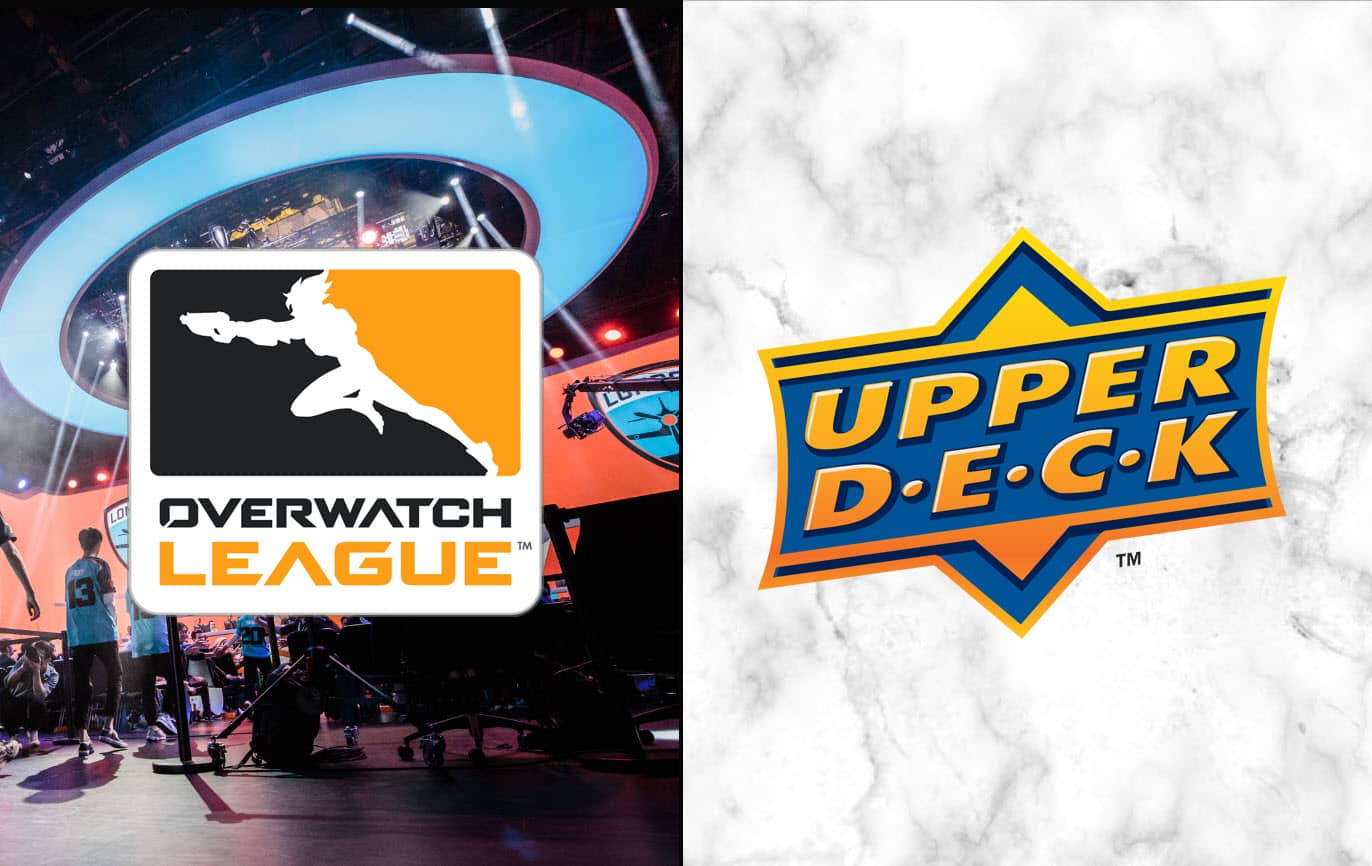 Upperdeck Announces Partnership with Overwatch League