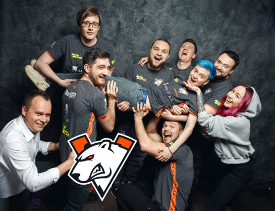 Virtus.Pro Set To Lengthen 19 Tournament Streak of Top 6 Finishes.